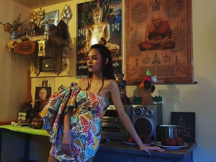 Thaihouse Dressmaker's Model Fashion Industry Textile Industry Sleeveless  Analogue Sound The Mobile Photographer - 2019 EyeEm Awards