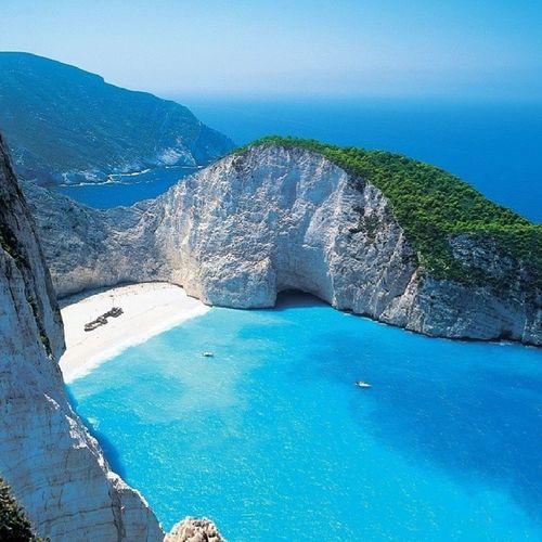 Grecia Greek Island Isola mare sea spettacolo spiaggia sand relitto sheep nave zacinto zakintos wonderful holiday nextyear blue world mammamia @welovegreece_ @greekislands_