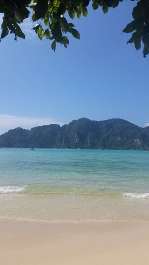 No Filter In Paradise Ko Phi Phi Life Is A Beach