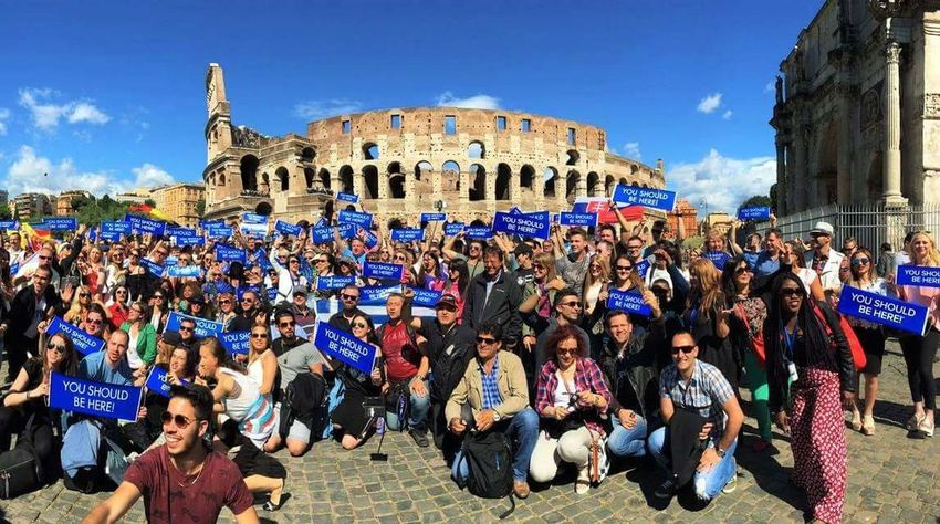 Rome Takeover Rome YSBH Worldventures Family Trips Colosseum Viptravelclub Ysbhlifestyle