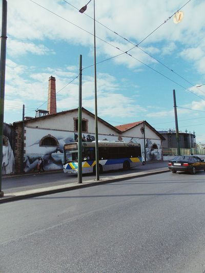 EEA3 - Athens Streetphotography Graffiti