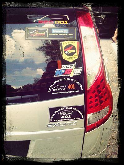 Sarawak Exorian Crew 001...EOCM 401..KPMM 607..QAX9230.. Sec Eocmotorsport Kpmm Exorian