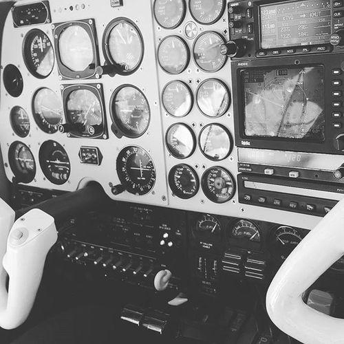 Co-Pilot Plane Pilot Blackandwhite