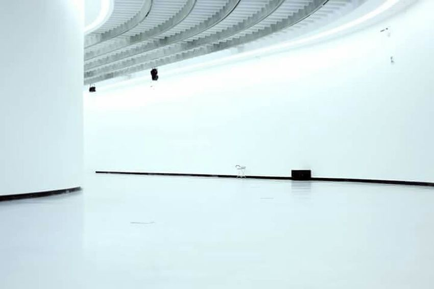 The Architect - 2015 EyeEm Awards Architecture Beauty Walking Around The City  MAXXI MUSEUM ROME