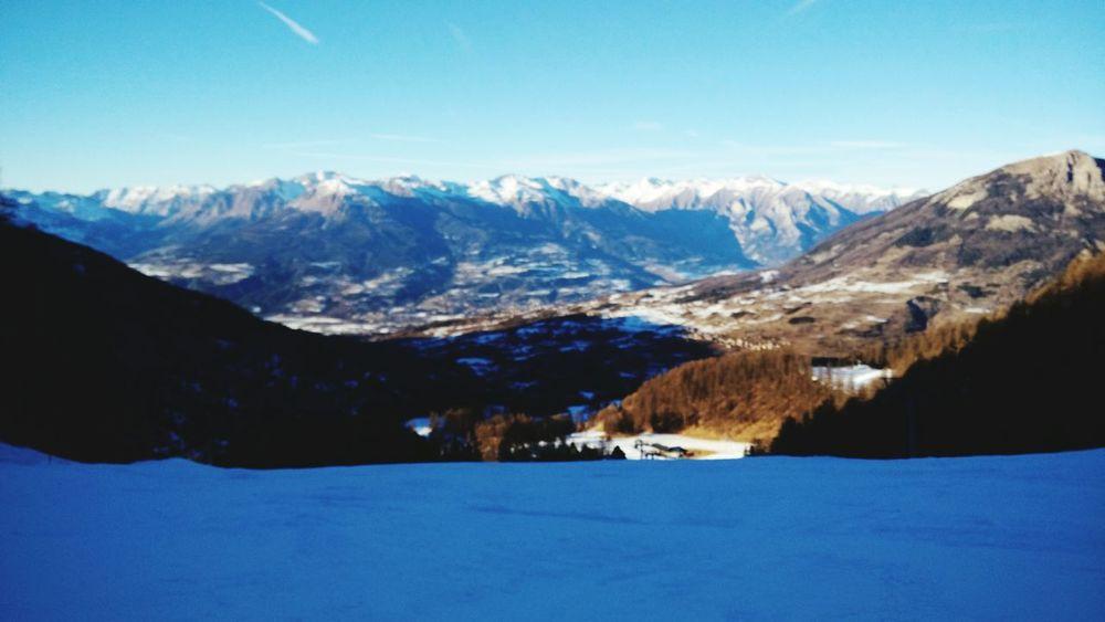 Alpes Snow France Snowboarding