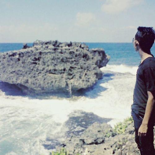 Beauty of masawah beach