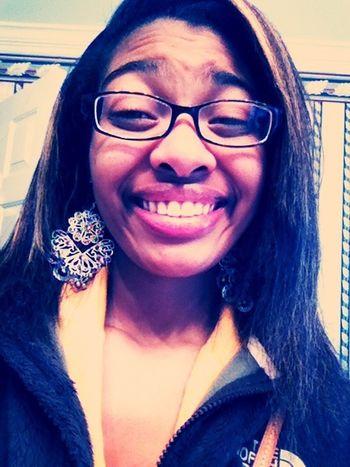 The fakest smile lol (: #Ratchet