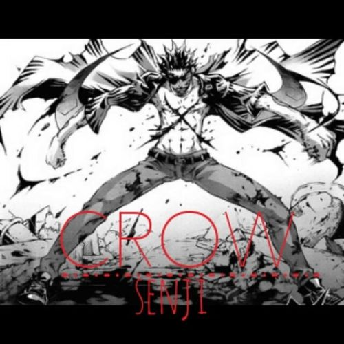 Crow is mine. Crow Deadmanwonderland