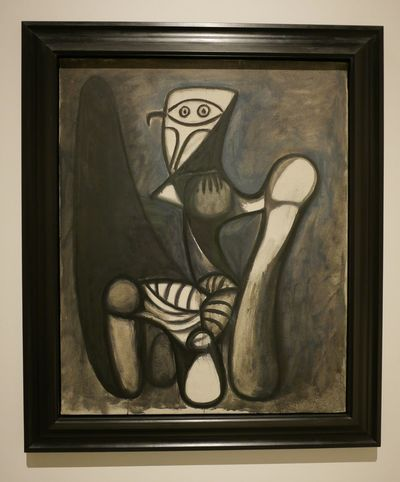 Creativity Complexity Art And Craft Painted Image Culture Art Museum Pablo Picasso Musee Soulages Rodez Museum Soulages Aveyron Rodez Artist Painting Cubism Soulages Museum Picasso Picasso Art  Paintings Art, Drawing, Creativity Art Expo Representation Portrait