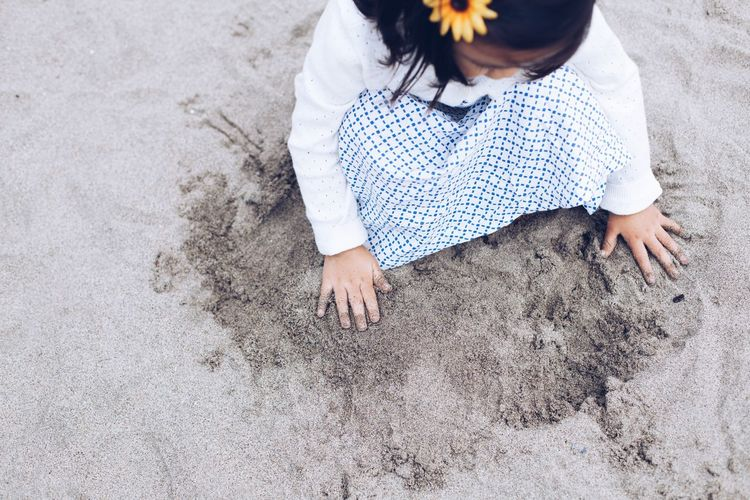 Beach Beach Photography Children Photography Day At The Beach Discovery Little Girl Ocean Playing In Sand Sand