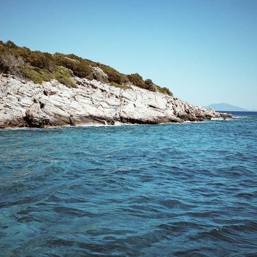 Vscocam Vscocam Datça Bodrum MediterraneanSea Sea water tranquility beach rock stones Turkey