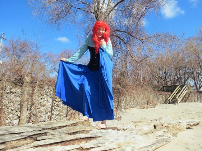 Cosplay The Little Mermaid Disney Princess Cosplaying Cosplayer Photography Check This Out That's Me Taking Photos Hanging Out