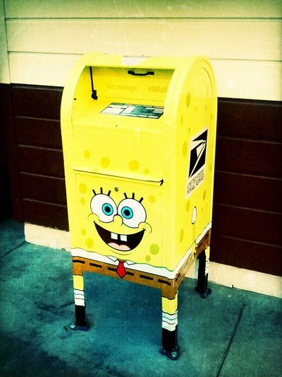 Checking In The Grove  #spongebob Sponge Bobのポストだ‼︎