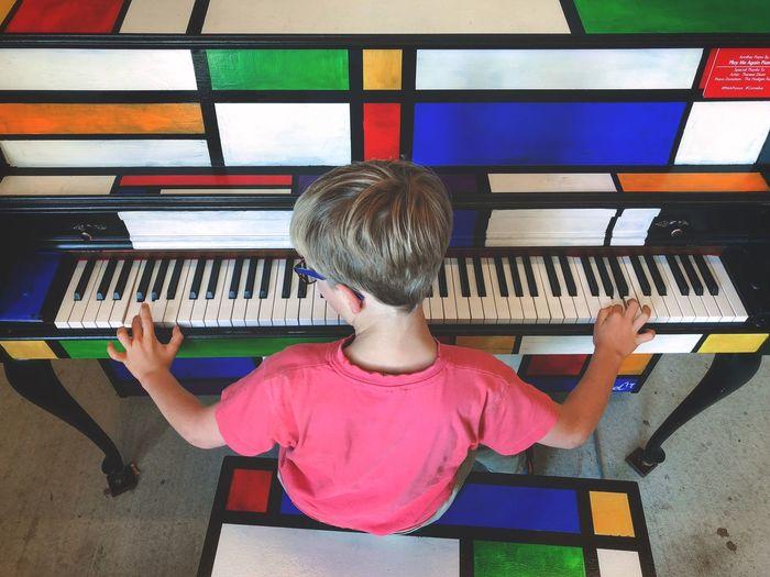 Be. Ready. Music Musical Instrument Playing Piano Arts Culture And Entertainment Pianist Childhood Atlanta Ga Atlanta, Georgia Atlanta Play Me Again Piano Public Piano Non Profit
