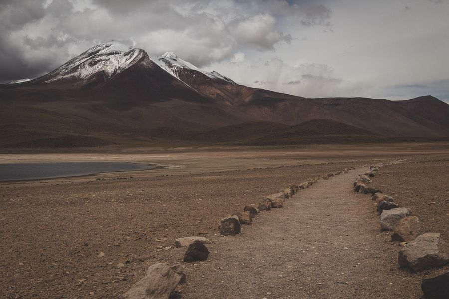 Chile 2018 Walking Path Atacama Desert Chile Atacama / Chile 🇨🇱 Atacama Mountain Land Landscape Sky Nature Mountain Range Scenics - Nature