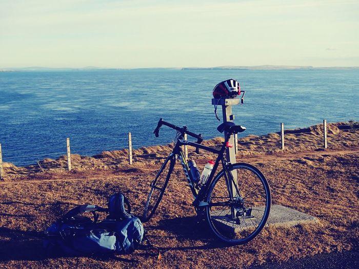 Most Northern Point of Scotland... Bicycle Cycling John O'Groats Scotland End To End Adventure Freespirit Freedom Lifeofadventure Readyforadventure
