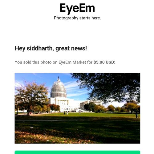 Just made a sale! Sold Androidography Check This Out Photographer Money Amazing Washington DC The Capitol