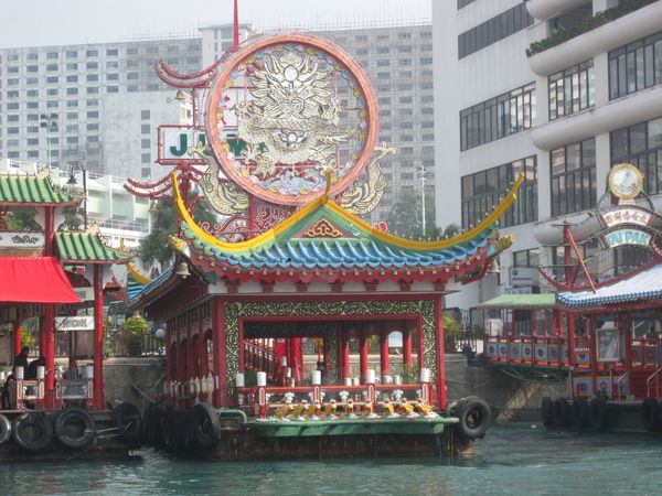 Building Exterior Built Structure Hong Kong Hong Kong Harbour Multi Colored Nautical Vessel Old And New Old And New Architecture Travel Destinations Waterfront