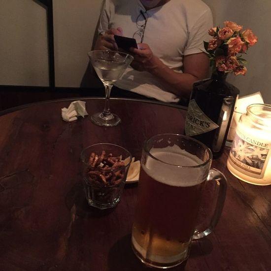 Bar Martini Hendrix