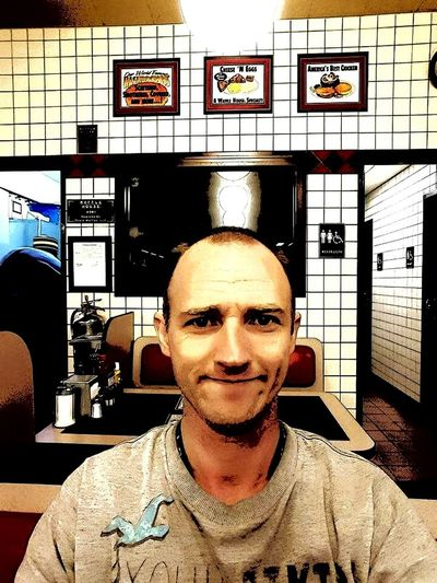 Waffle House That's Me Cheese!