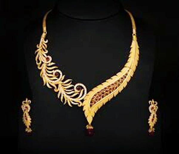 Gold Necklace💎