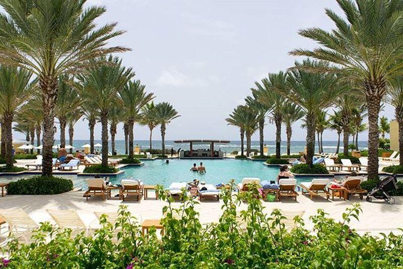 Westin resort St. Maarten. Westin Resort Pool Islandlife Stmaarten Palmtrees Sony Sonynex5 Mirrorless 55nphotography