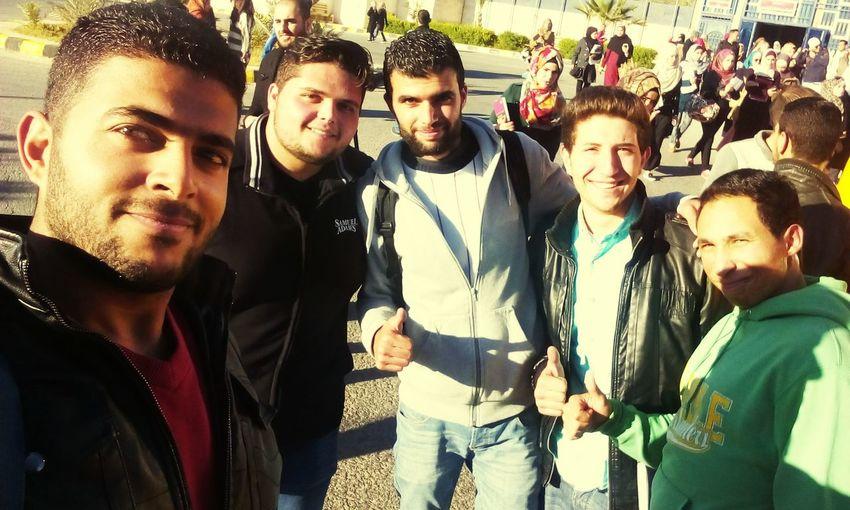 Zarqa University Best Friends ❤