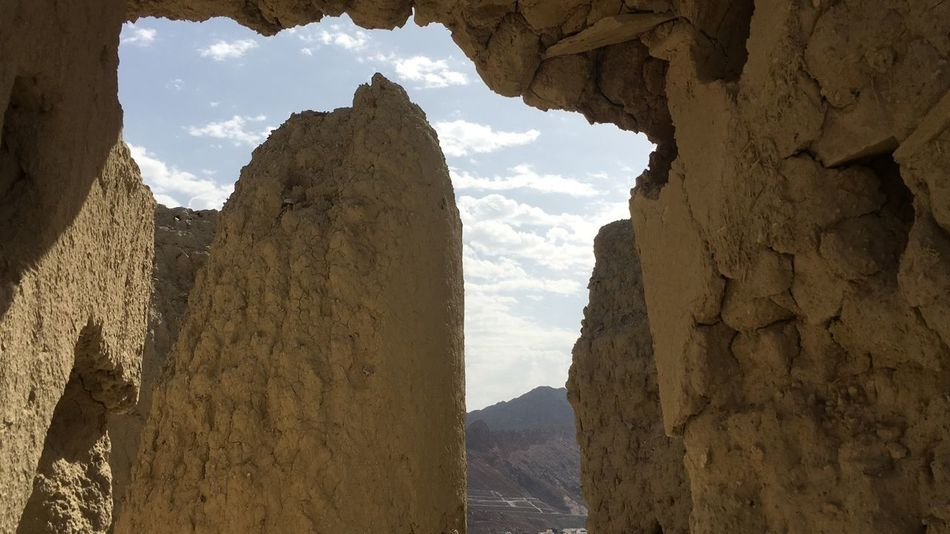 Rock Formation Rock - Object Geology Mountain Travel Destinations Day Old Ruin