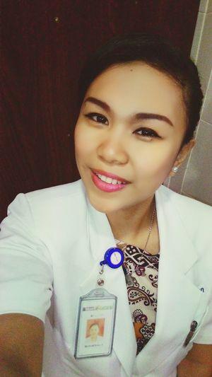 Selfie ✌ EyeEm Best Shots JustMe Dietitian On Duty Siloam_hospitals_manado Indonesian