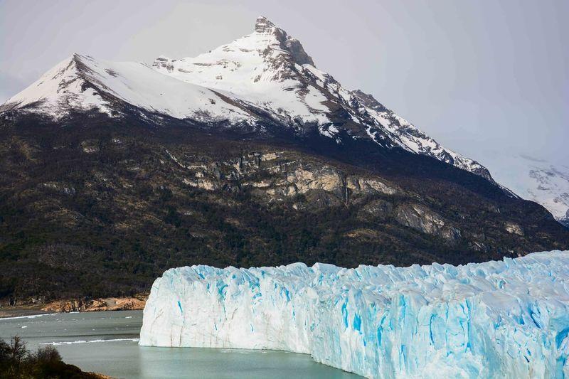 Perito Moreno Glacier, El Calafate, Santa Cruz, Argentina.