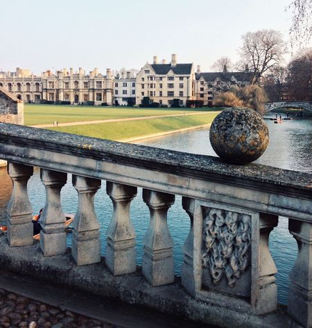 Cambridge Cambridgeshire University Outdoors Architecture Architecture_collection Library Travel Travel Photography England River Boating Boat Punting
