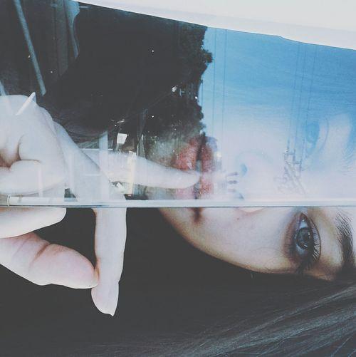 🙅 One Person Eyes Day Dianublado Love ♥ Olhos Seria Selfie ✌ Looking At Camera Eyes<3 Front View Selfie ♥