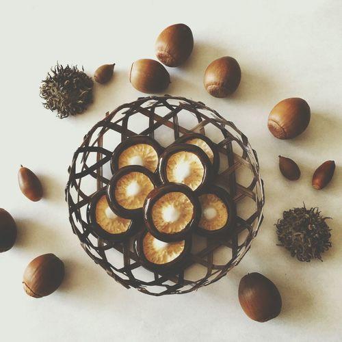 秋きのこ、肉厚しいたけの収穫です🍂🍄 すべて、うらっかわです。 粘土です🤗 ハンドメイド 粘土 しいたけ 椎茸 キノコ Handmade ブローチ Brooch 秋
