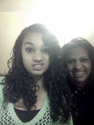 My Mommy .