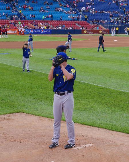 Noche de Beisbol Taking Photos Baseball Home Run Team Game