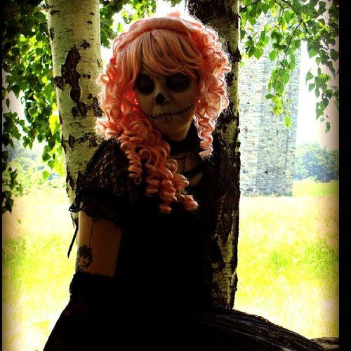 Per la serie Dazerewind eccomi in versione Calavera  Pink foto e MUA @queenseptienna