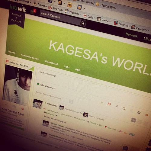 Kitiwit Kagesa Iphonography