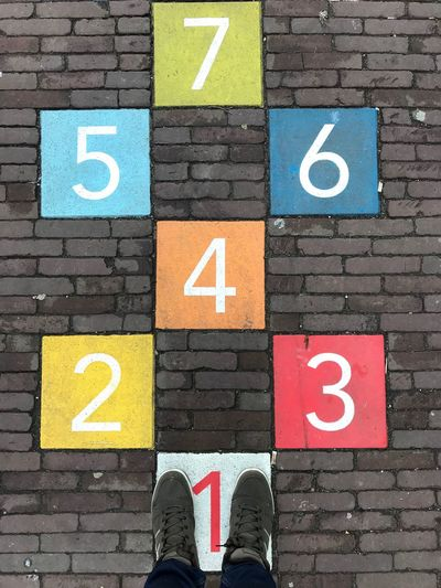Number Day Real People Outdoors One Person Men Human Body Part Adult