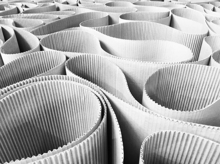 Abstract Backgrounds Beautifully Organized Blackandwhite Close-up Day Full Frame Indoors  Large Group Of Objects No People Paper The Architect - 2017 EyeEm Awards