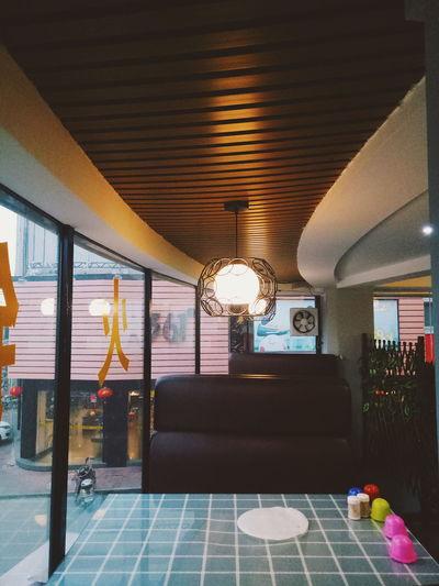 是自助火锅啦 Longhai Zhangzhou Fujian Indoors  Illuminated No People Architecture