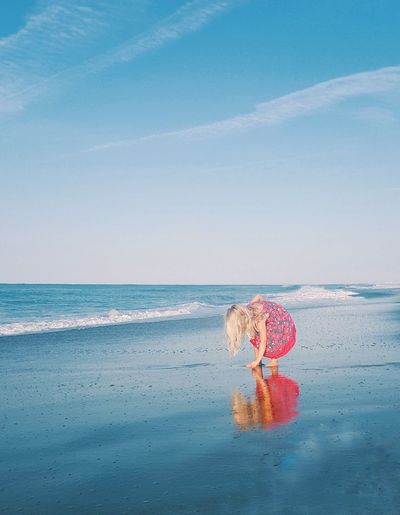EyeEm Selects Childhood Beach Sea People EyeEmNewHere