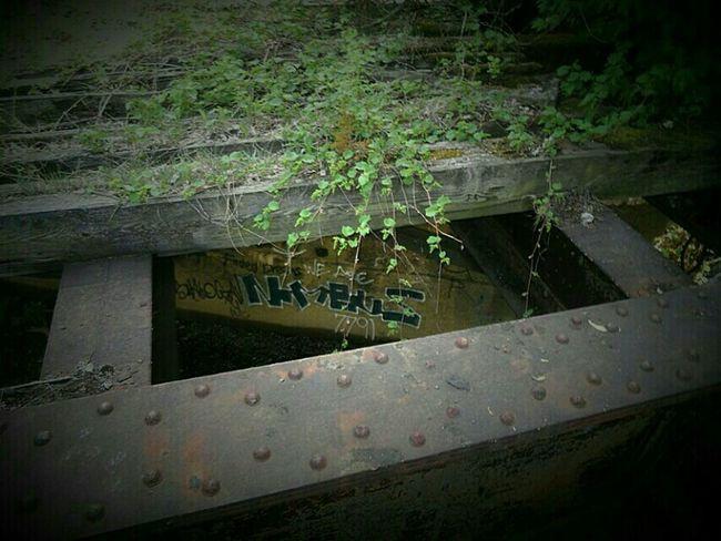 what lies beneath... Art Notes From Underground Creative Urban Decay Graffiti Art Exploring