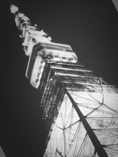 tokyo tower Hanging Out Enjoying The View Eye4black&white  Tokyo Tower