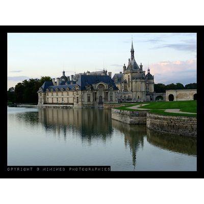 Le château de Chantilly Château Chantilly Chateaudechantilly Castle oise picardie visitpicardie visitoise 60500 nikon asf d800 nikond800 50mm