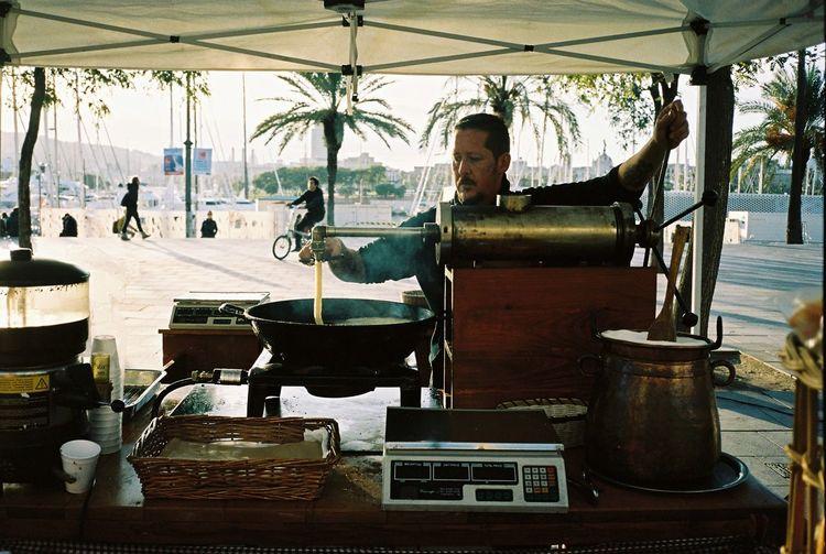 Barcelona Kodak Portra 35mm Film Film Everyday Joy Streetphotography Everyday Lives Portrait