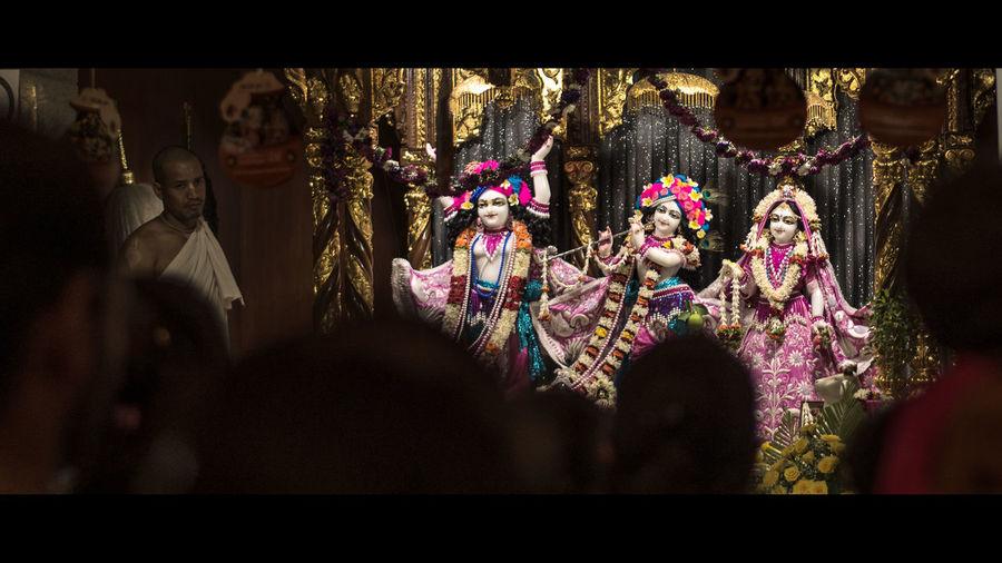 God Radha And