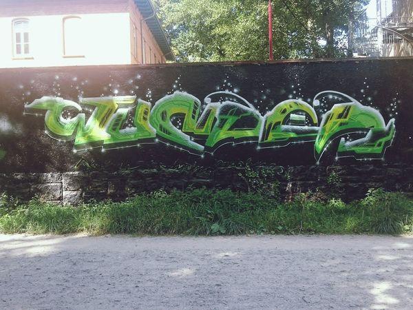 Grafitti Kunst Art Straßenkunst Streetart Grafitti Kunst Graffiti Art Jena Deutschland Germany Allemagne