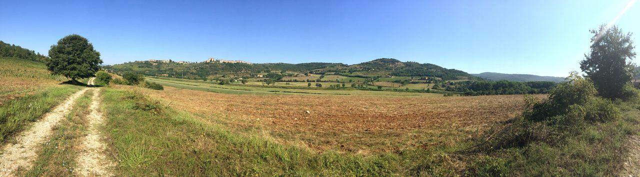Fabro landscape