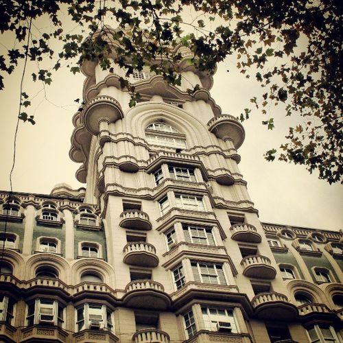 Fachada del Palacio Barolo, Buenos Aires Barolo Dante Av .deMayo Buenosaires
