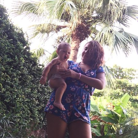 Forever Youandme GettingSoBig Truelove ImSoHappy Angel Family Happiness Motherdaughter Lucky Jaco